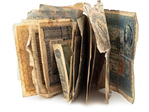 Expertise de billets anciens et de billets étrangers dans la région de Montpellier